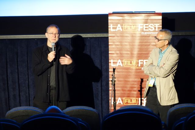 Director Alan Berliner discusses his documentary film – First Cousin Once Removed