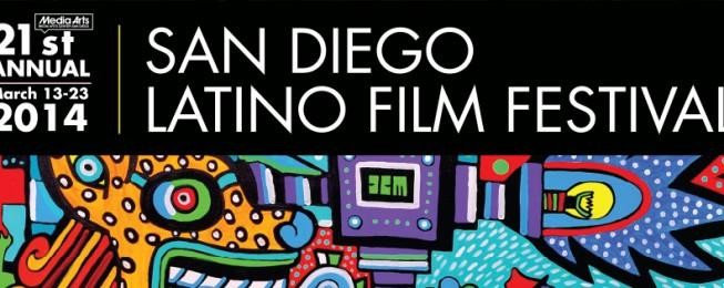 Latino Film Festival San Diego Poster 2014 San Diego Latino Film